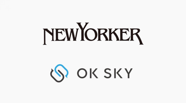 「OK SKY」が㈱ニューヨーカーの オンラインストア「NY.online」に導入致しました。