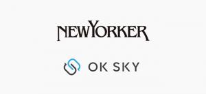 OK SKY ニューヨーカー 株式会社空色